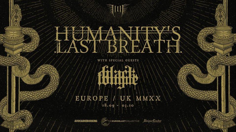 [Aflyst] - Humanity's Last Breath + Black Tongue + Cabal